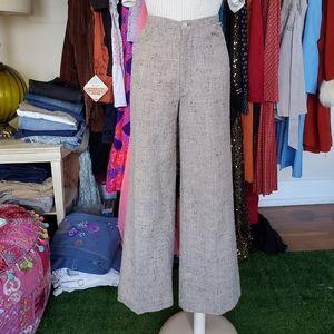 Vintage wideleg pant